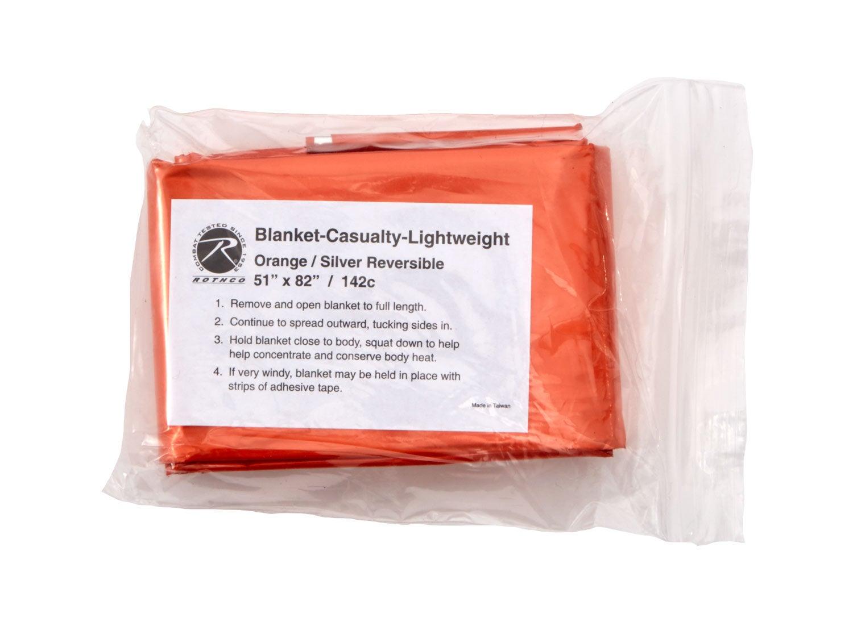 uncharted seventy2 survival kit thermal blanket