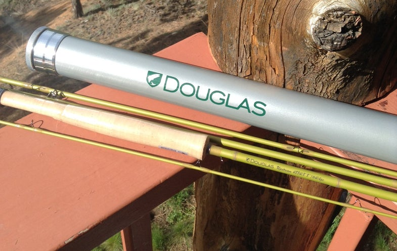 Gear Review: Douglas Outdoors Upstream Fly Rod