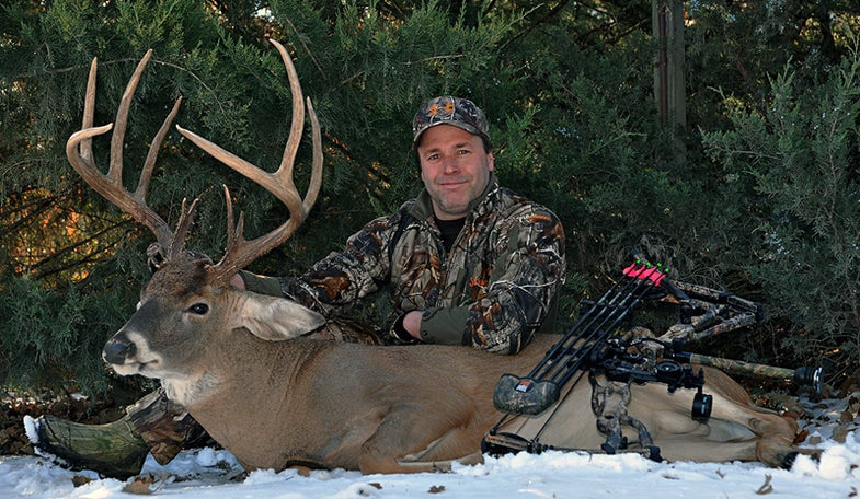 Good Action Over Thanksgiving With Bucks Looking for Last Hot Does
