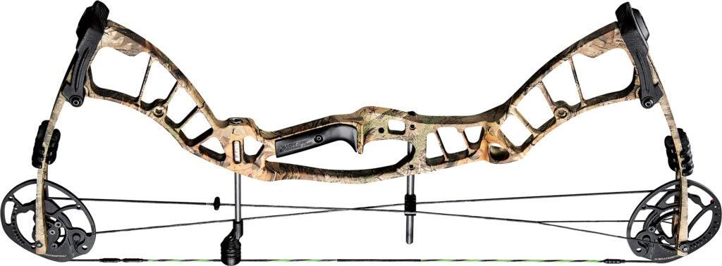 Hoyt PowerMax, new bows,