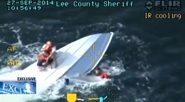 Family Saved After Capsize During Kids' Fishing Tournament in Florida
