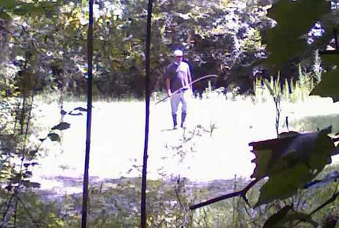 Busted: Trail Cameras Capture Thieves in the Act