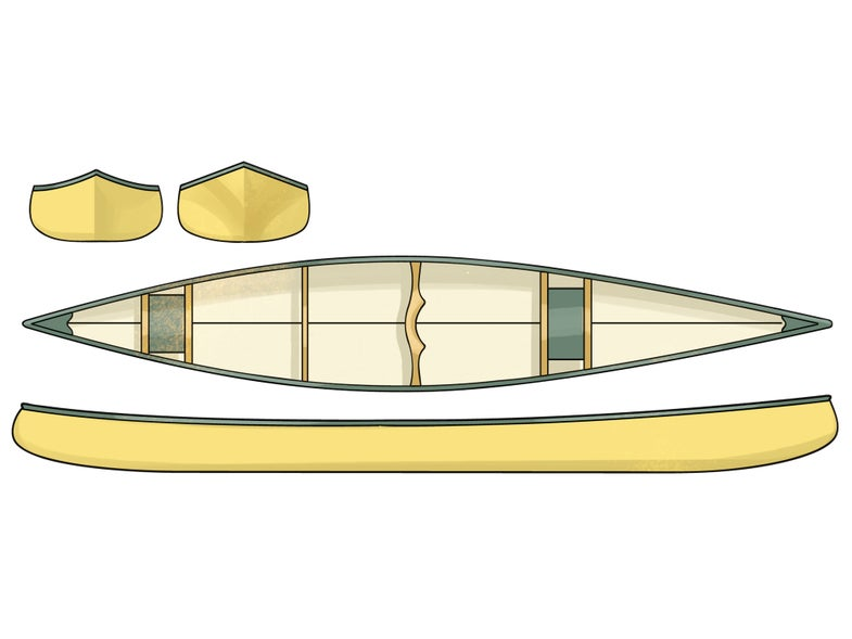 canoes, canoe features, how to buy a canoe