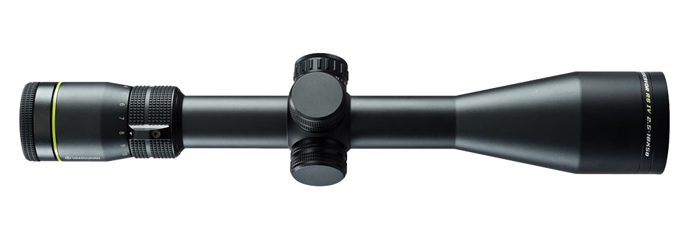 vanguard endeavor rifle scope optics