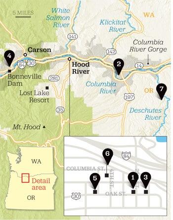 Best Gamefishing Destination: Hood River, Oregon