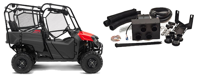 Consider Installing a Heater in Your UTV