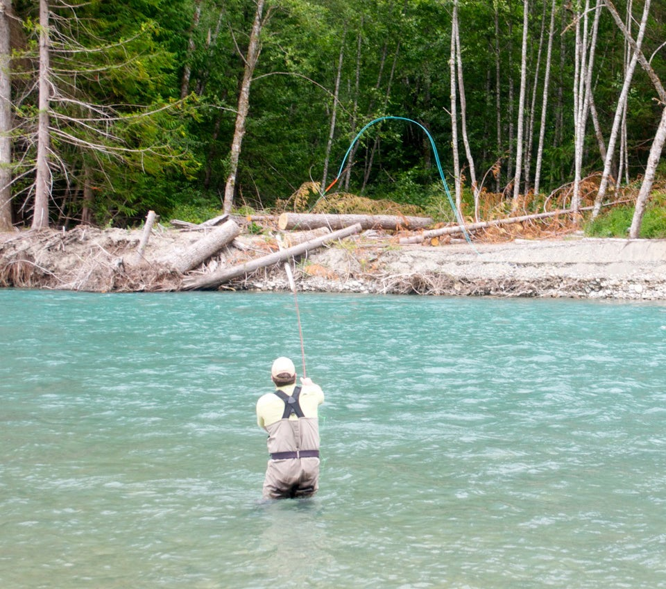 Dispatch from the Dean: Troubleshooting the Spey Cast