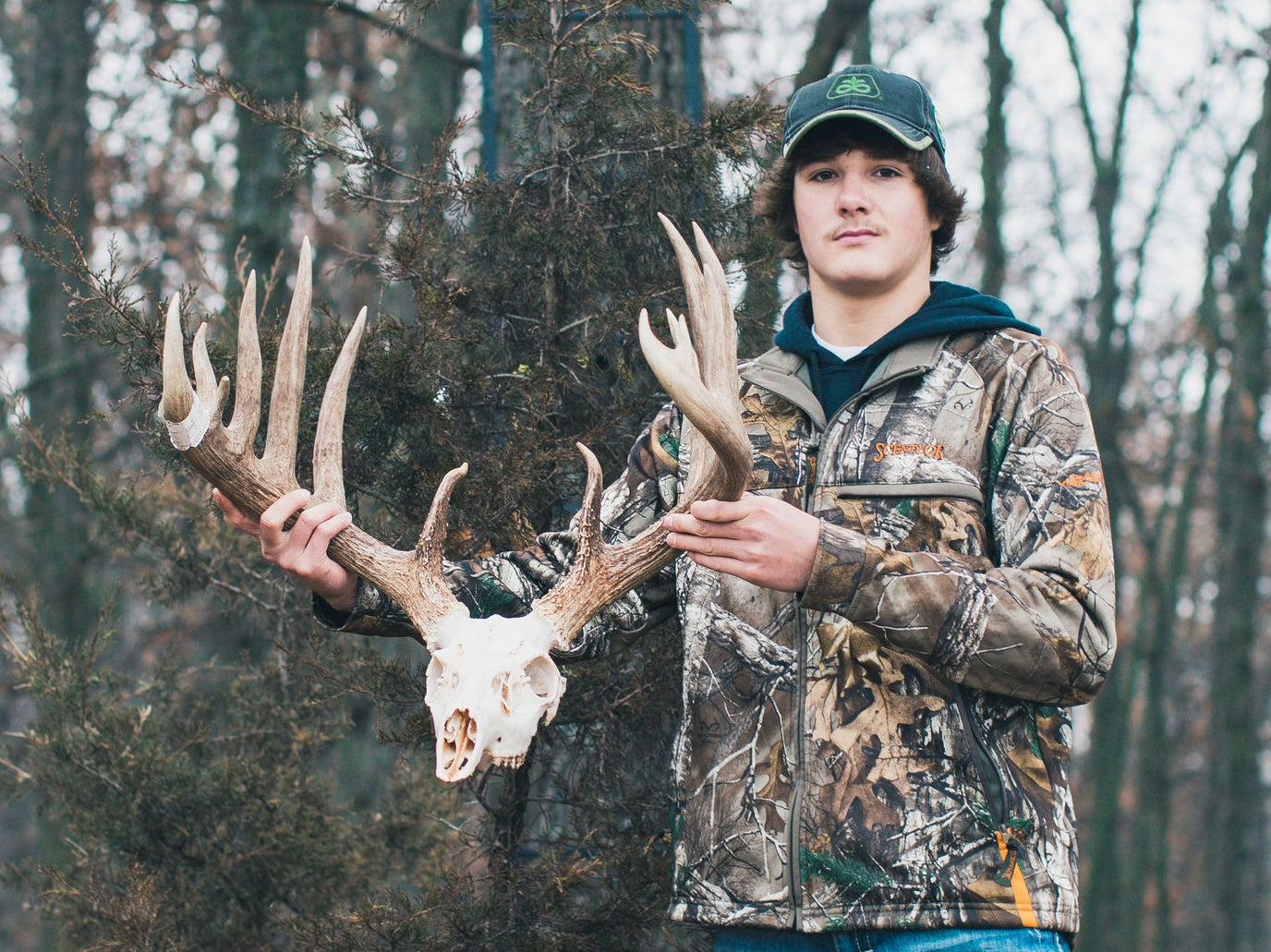 2016's Would-Be World-Record Buck