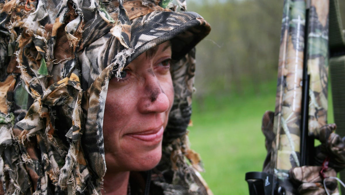 women outdoor writer