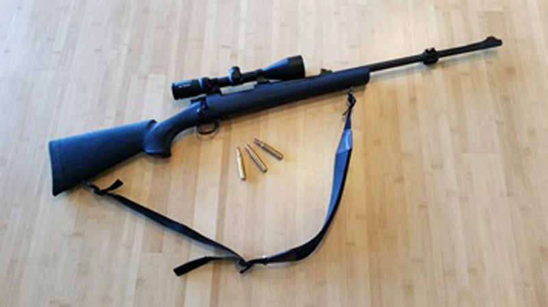 Howa 1500 in .375 Ruger