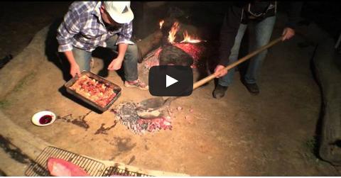 Video: Red-Wine Smoked Carp