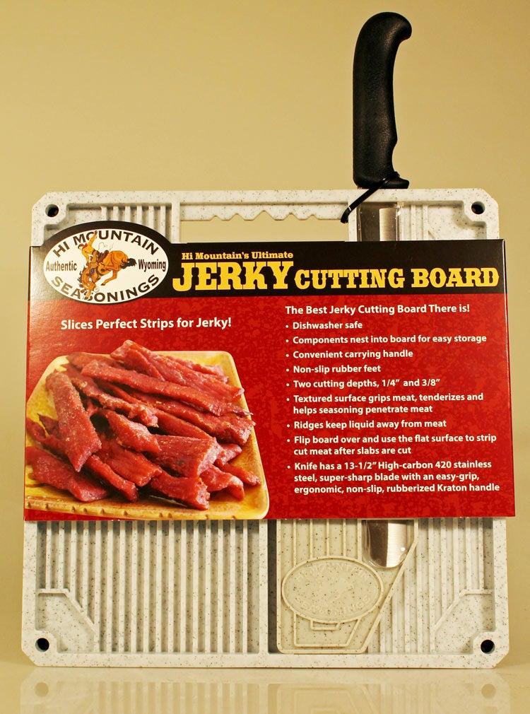 Hi Mountain Ultimate Jerky Cutting Board