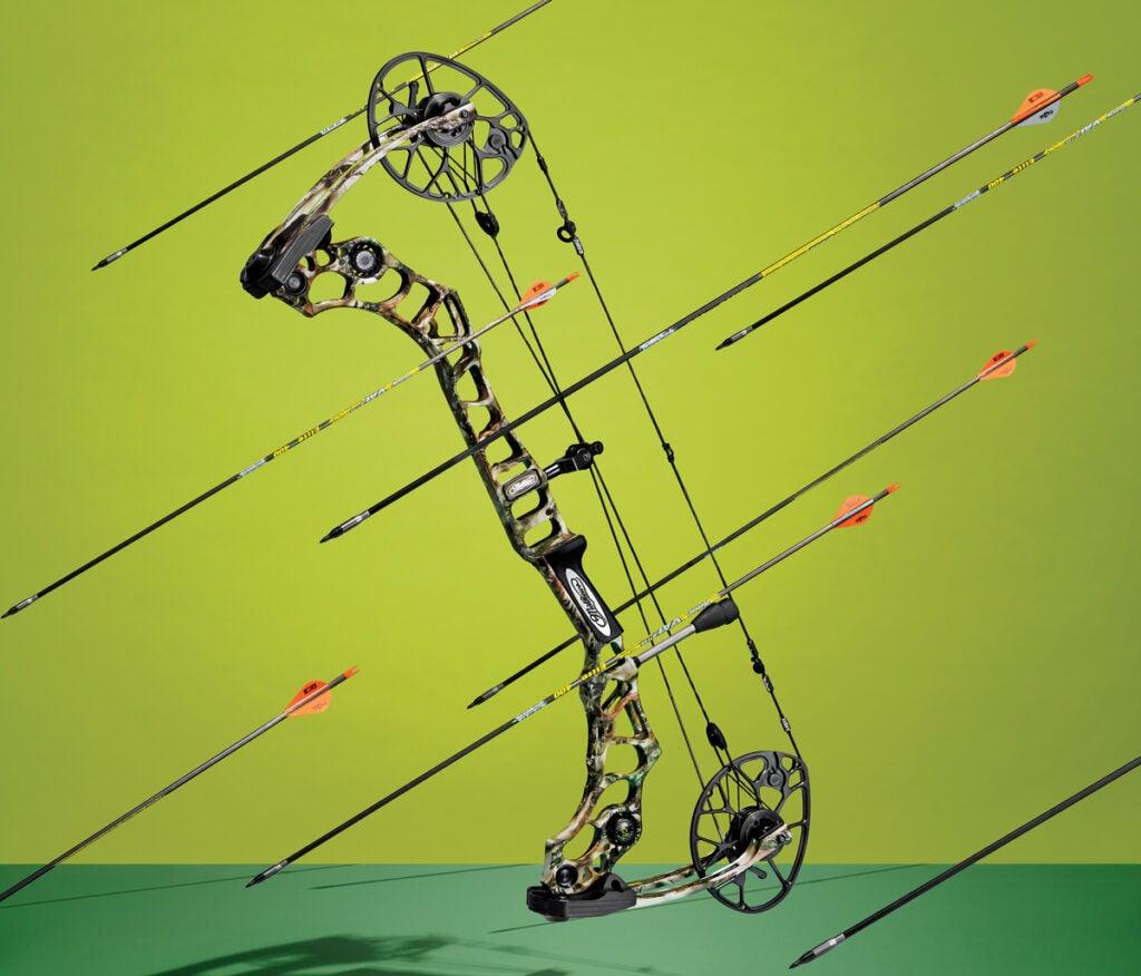 new bows, bow hunting, mathews bows, hunting,