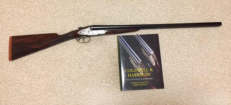 Blast from the Past: Cogswell and Harrison Konor
