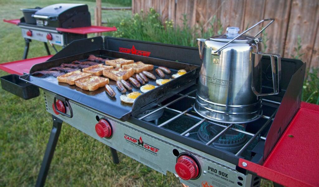 camp chef stove