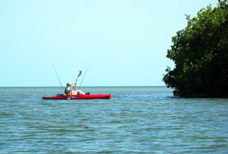 The Keys Kayak Experiment