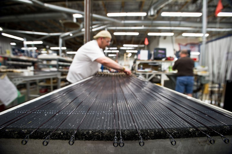 Take a Tour of the G.Loomis Factory in Woodland, WA
