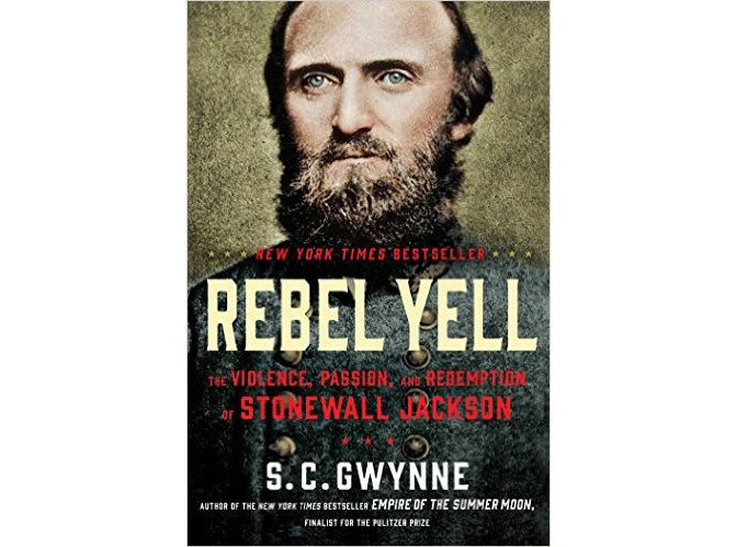 stonewall jackson book