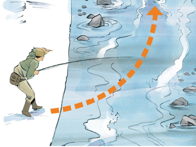How to Spot-and-Stalk Monster Trout