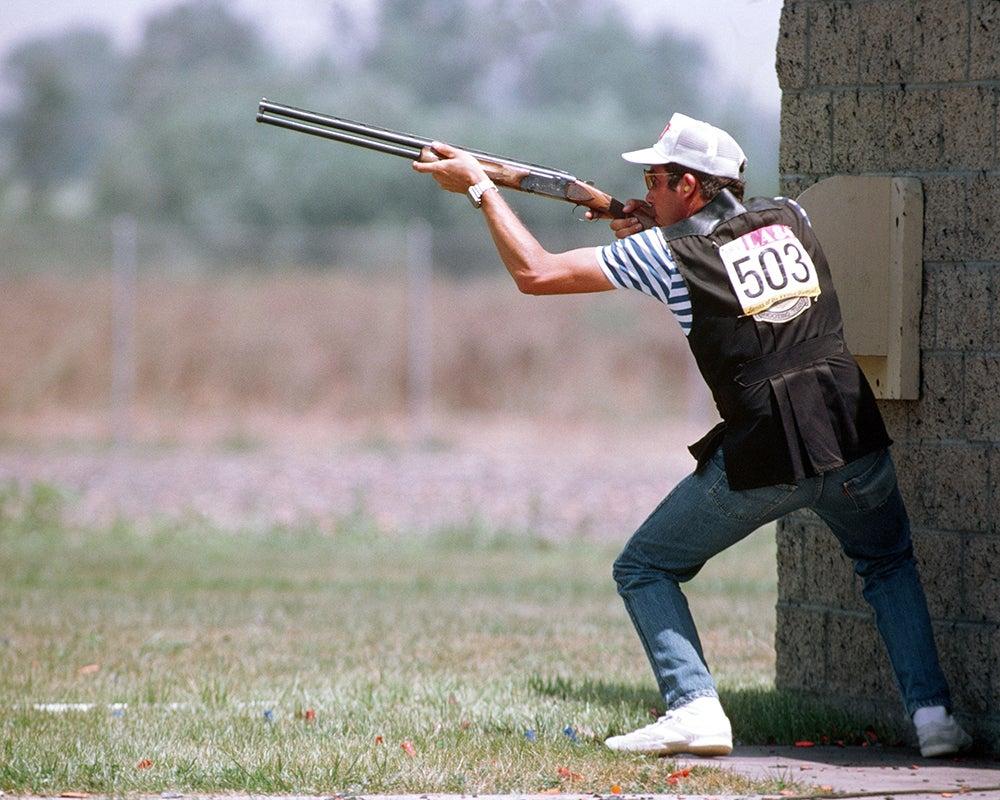 shotgun stance