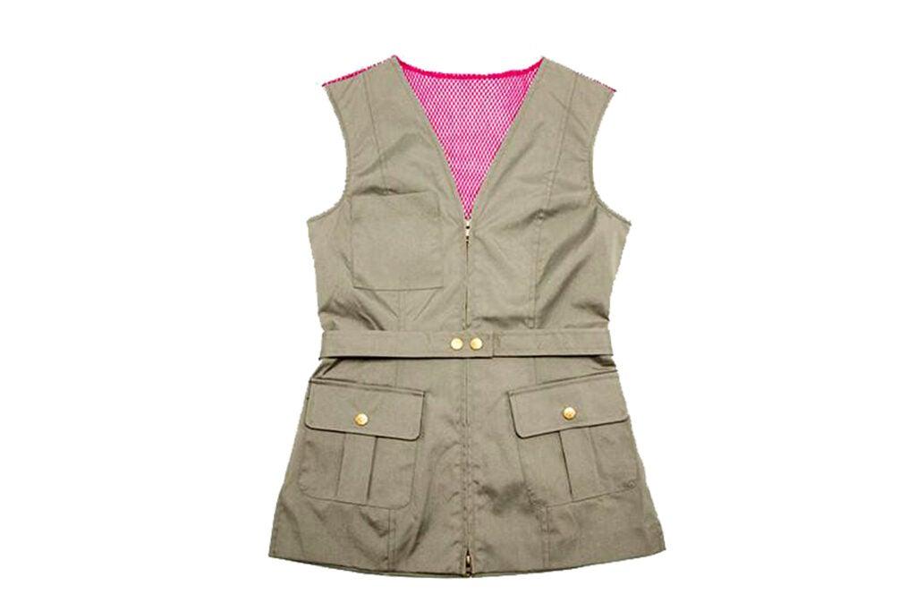 maven fishing vest