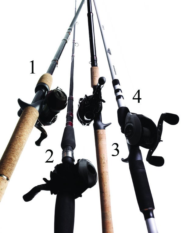 Bass Fishing: Four Flipping Rods for Under $50
