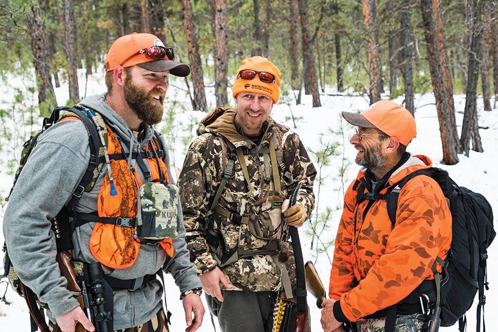 hunters in durfee hills