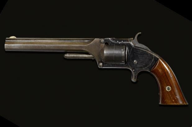 Is This the Gun Wild Bill was Carrying When He was Murdered in 1876?
