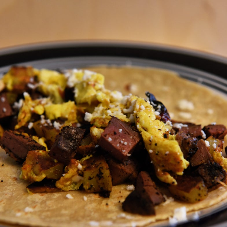 Recipe: How to Cook Grilled Mallard Breakfast Tacos