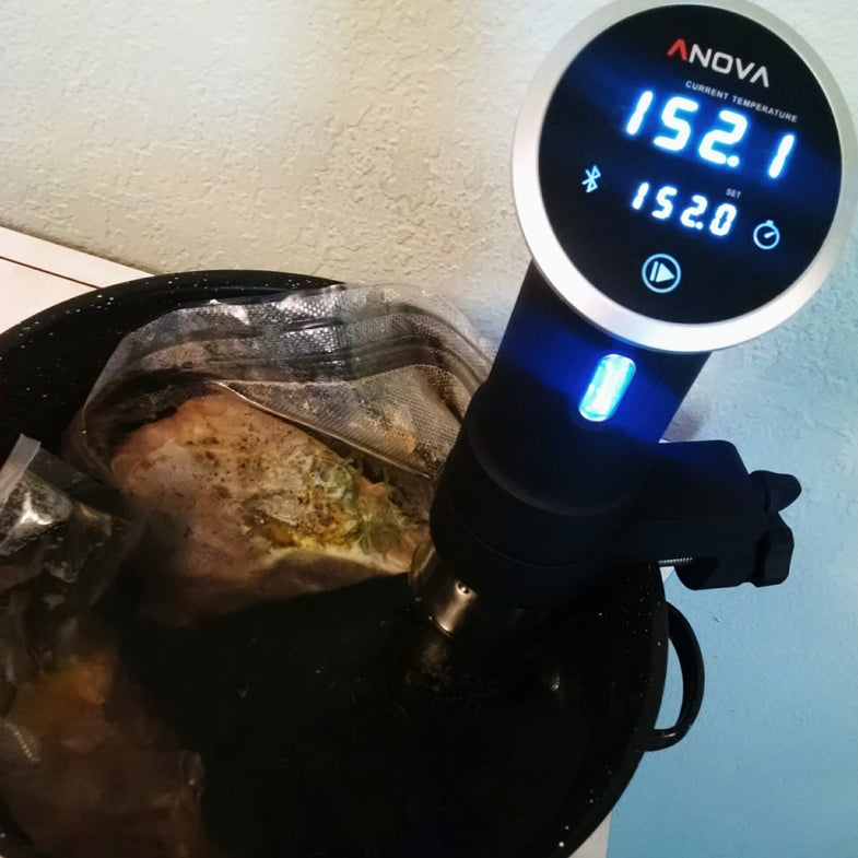Kitchen Gear Review: Anova Precision Cooker