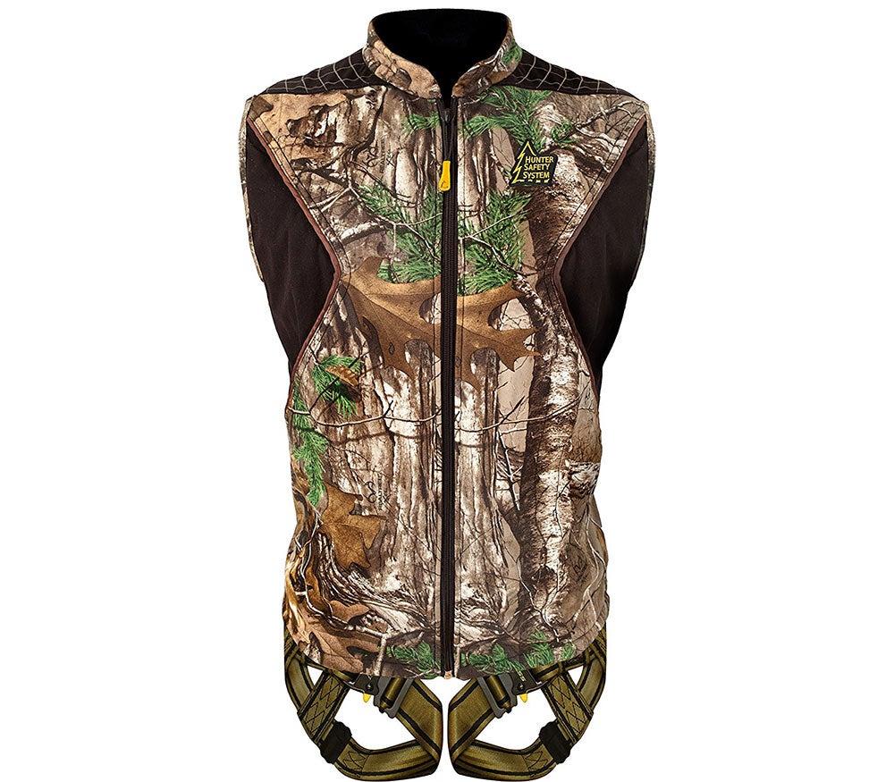 hunter safety system elite vest