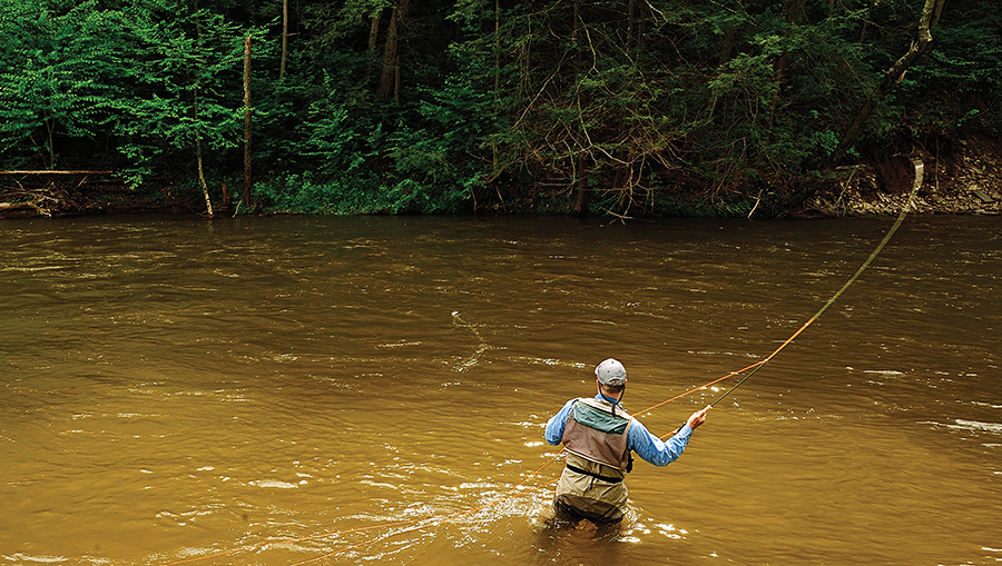 Early-Spring Fishing Tactics