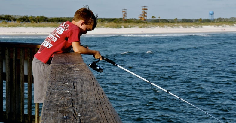 Report Finds Fishing Is Becoming More Inclusive