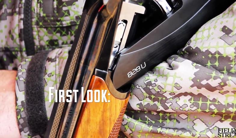New Over/Under Shotgun: Benelli 828U