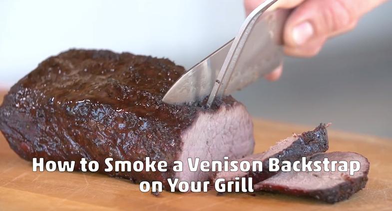 Video: How to Smoke a Backstrap