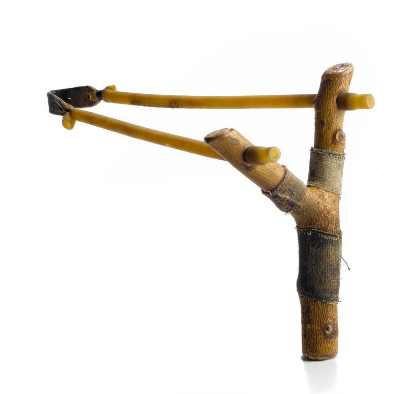 How To Make A Handmade Slingshot