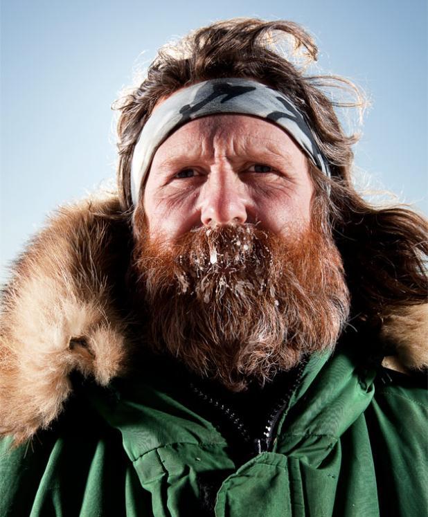 How a Fire Saved Bill Heavey's Life in the Alaska Bush