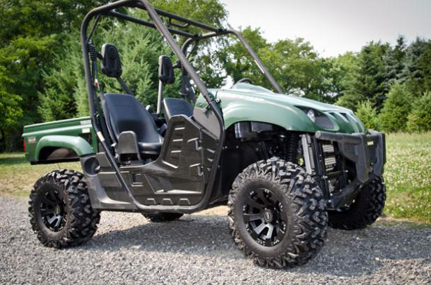 ATV Gear Review: Sedona Ripsaw RT Tire