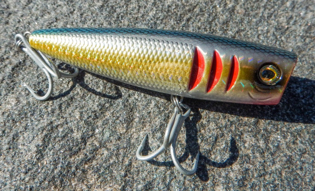 Tactical Anglers Crossover Popper