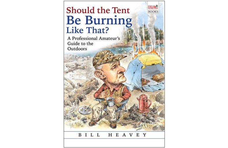 Book Review: Should the Tent Be Burning Like That?