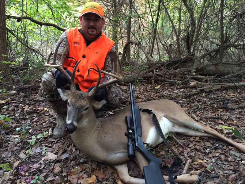 Bonus Report: A Lull Drive Pays Off for Arkansas Muzzleloader Hunters
