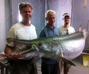 Alligator Gar Taxidermy: The Process of Sculpting a 300-Pound World Record