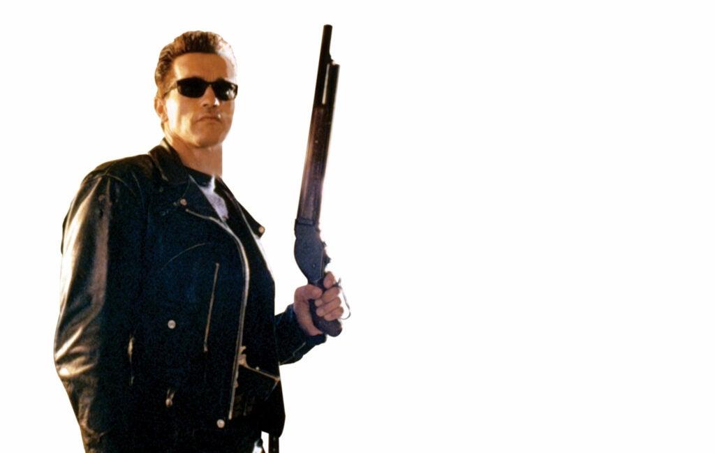 Terminator shotgun 1887