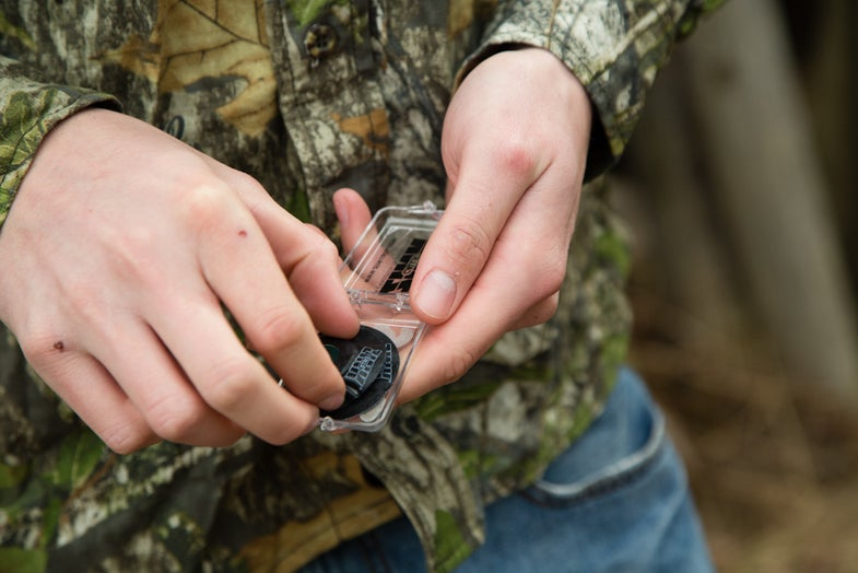 How to Cutt on a Mouth Call
