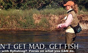 Don't Get Mad, Get Fish