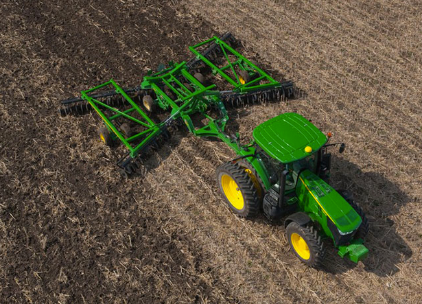 Nothing Ruins the Rut Like a Deere