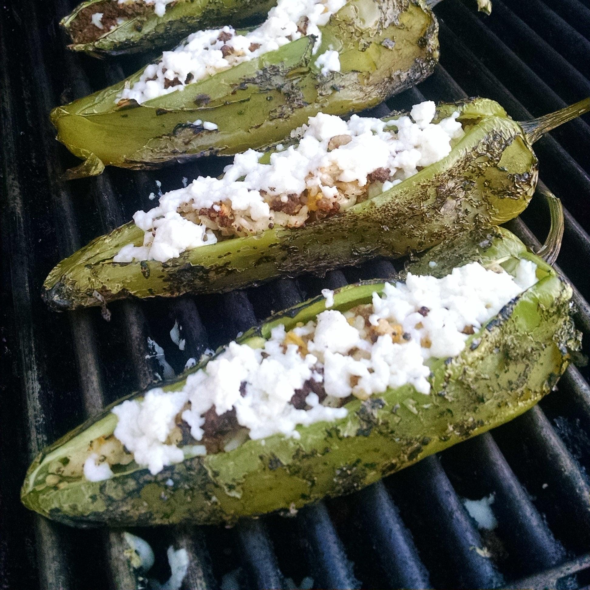 Recipe: Venison Chorizo Chile Rellenos