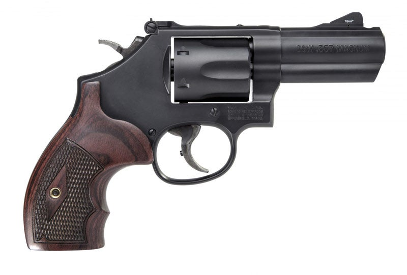 The Smith & Wesson Performance Center Model 19 Carry Comp