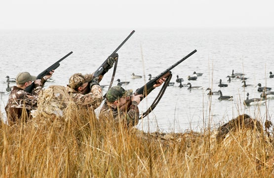 Waterfowl Tip: Pick Someone to Call Shots and Bag More Birds