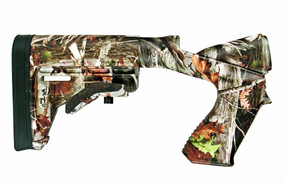 turkey shotguns tactical stock review
